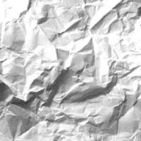 Metáfora da folha amassada - Como descomplicar a vida